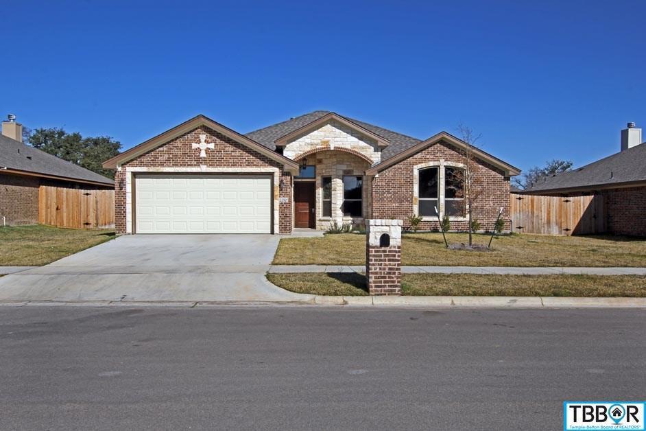 2250 Yturria Drive, Belton TX 76513