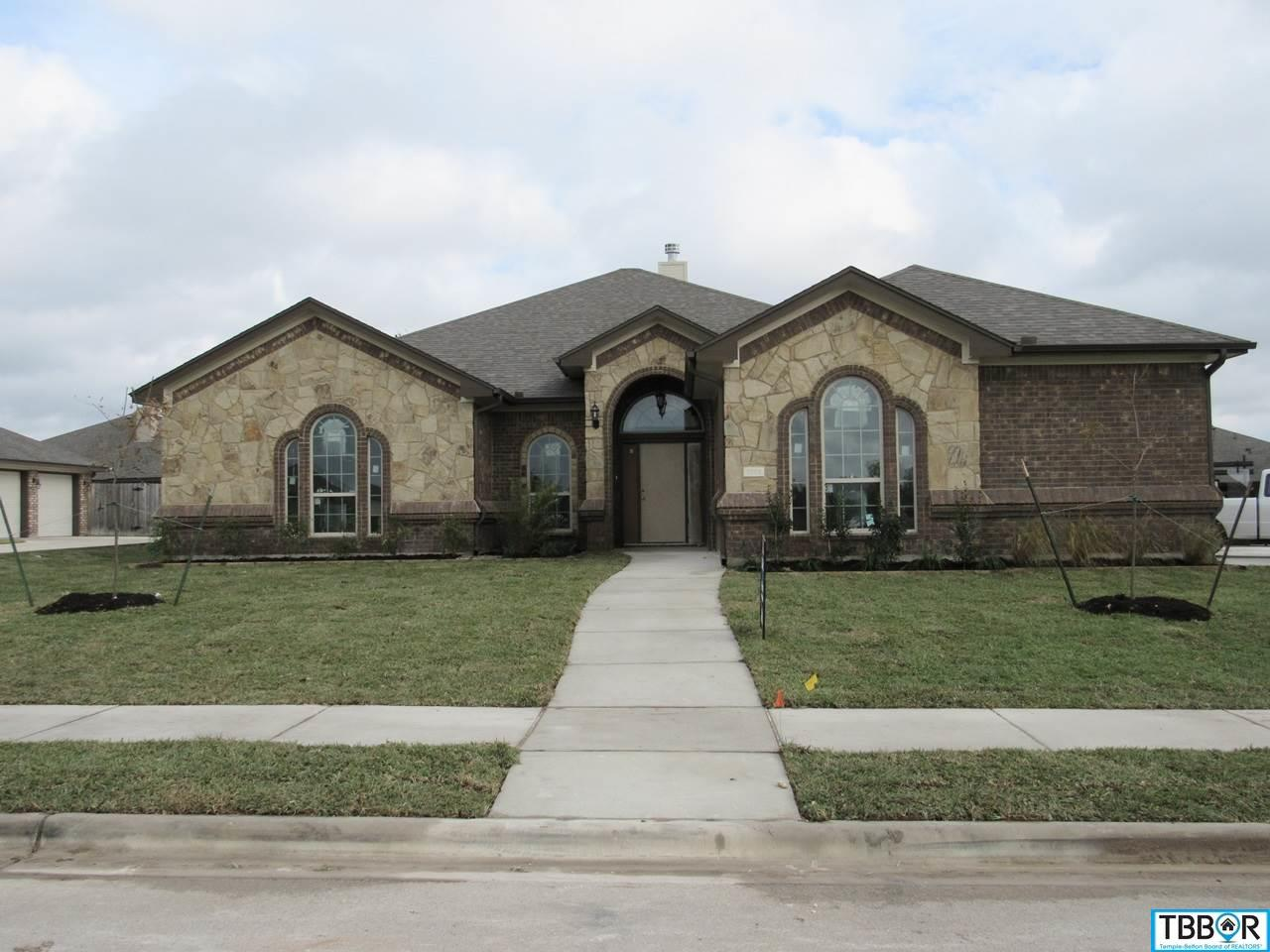 1123 Doc Whitten Dr., Harker Heights TX 76548