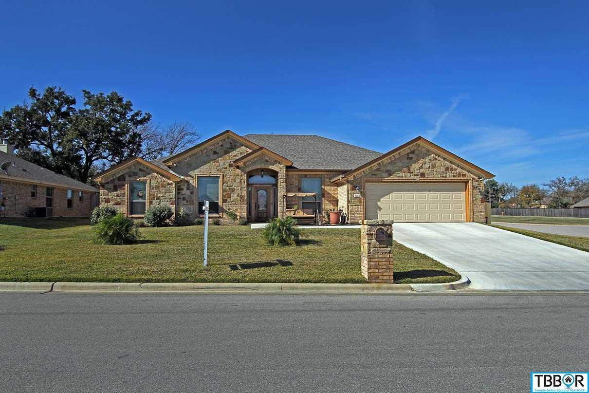 3217 Purple Sage Drive, Belton TX 76513