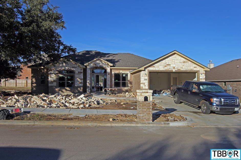 2130 Yturria Drive, Belton TX 76502