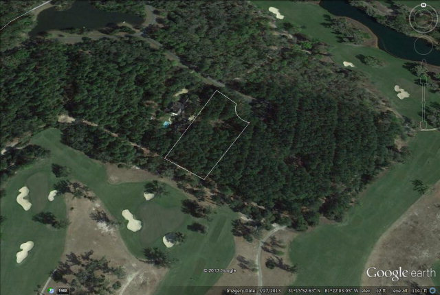 40 Marlin Lane (lot 51), St. Simons Island GA 31522