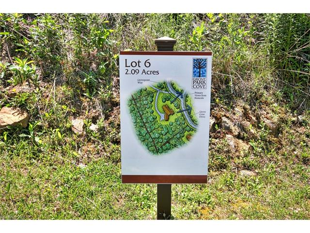 8 Grovepoint Way # Lot 6, Asheville NC 28804