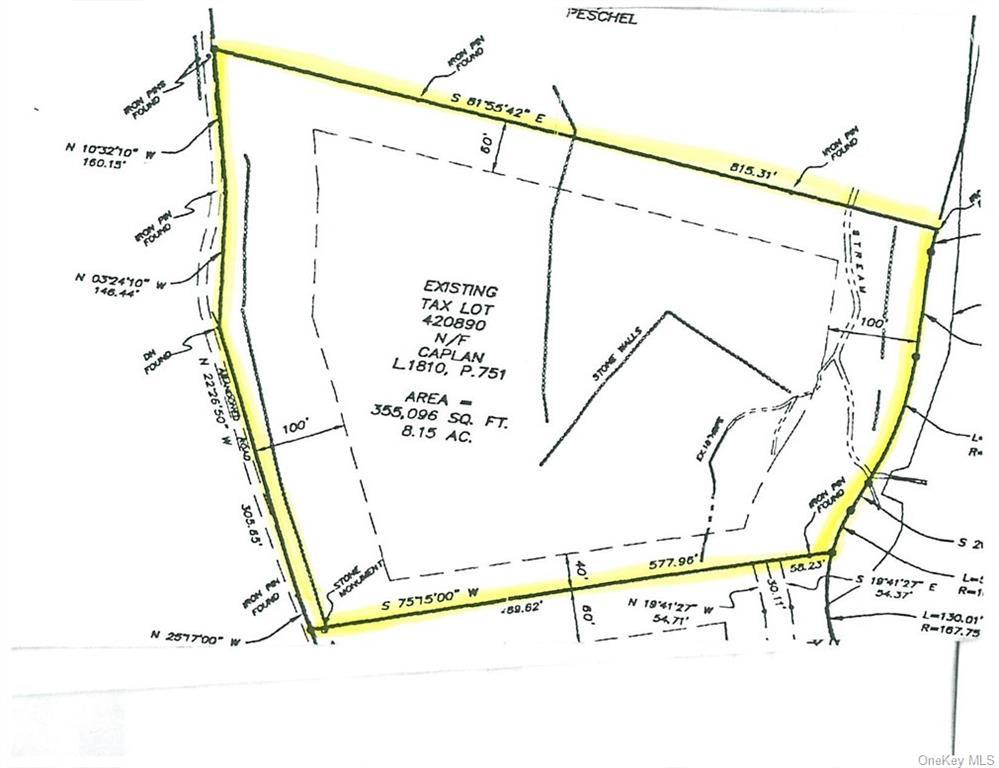 Lot C Oblong Lane, Pawling NY 12564