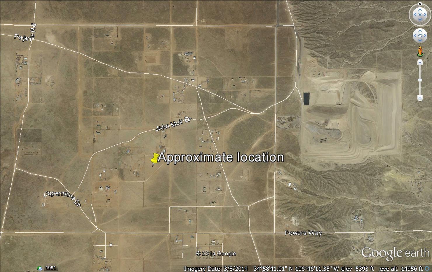 Pajarito Land Grant Sw, Albuquerque NM 87121