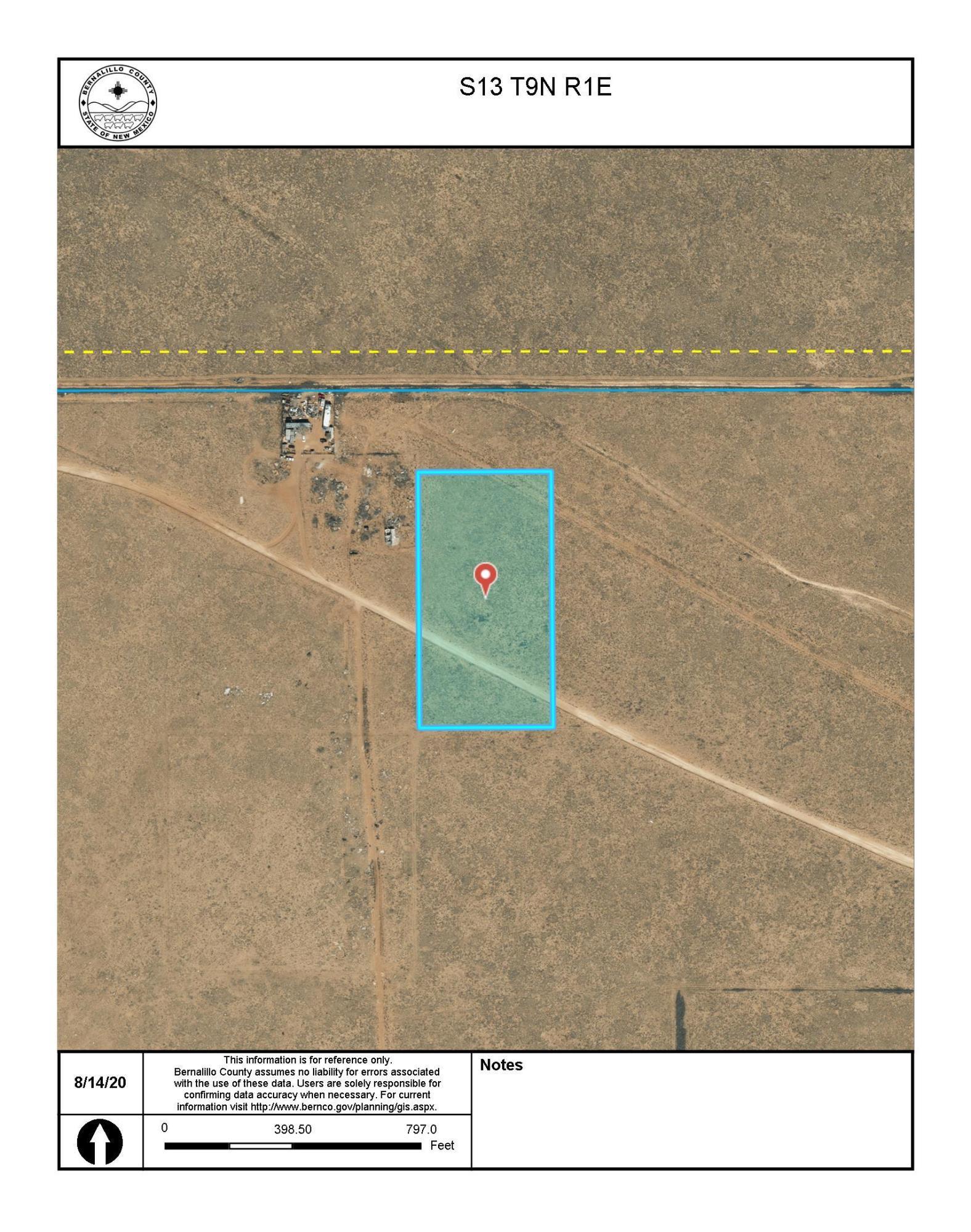 Pajarito (swarr) Road Sw, Albuquerque NM 87121