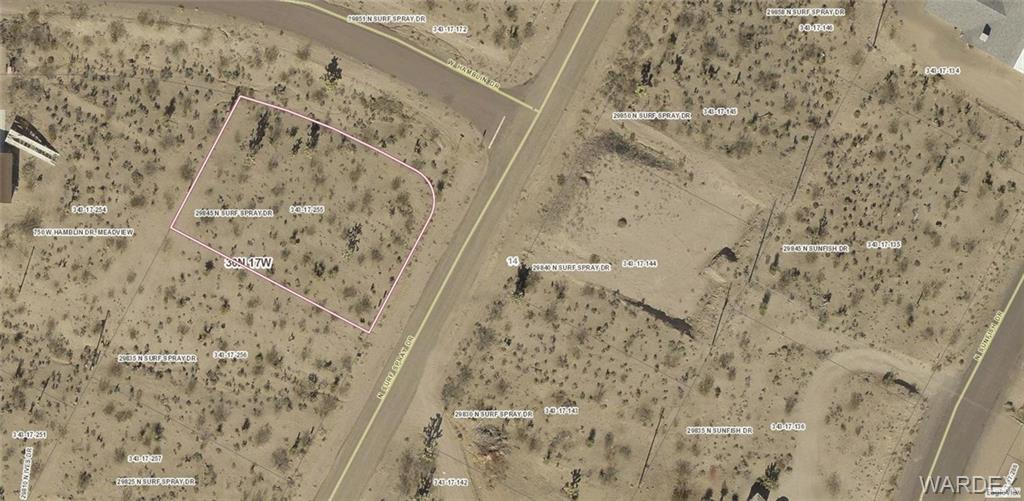 29845 N Surf Spray Drive, Meadview AZ 86444