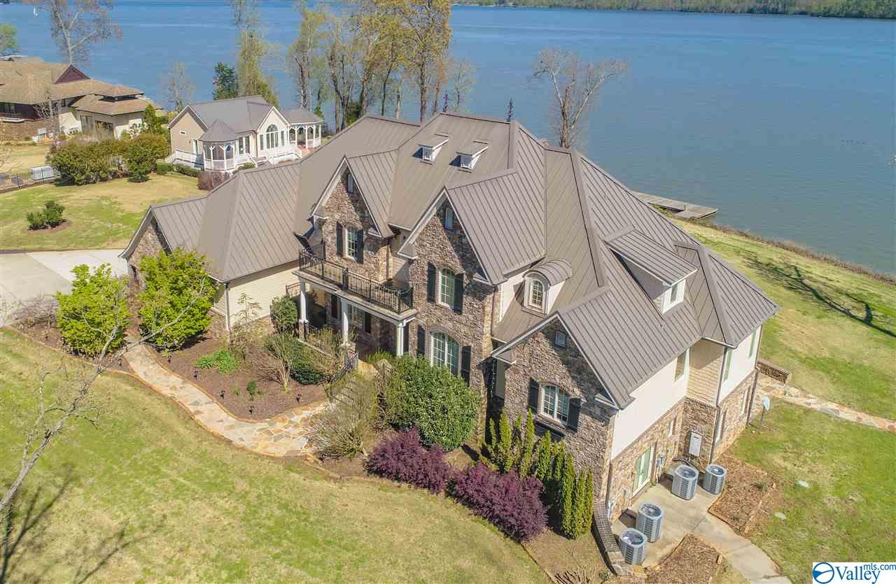 Expensive Guntersville Real Estate