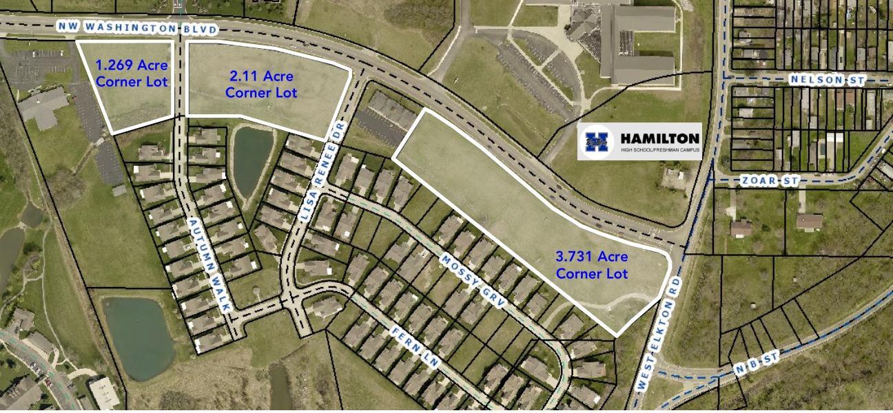2101 Nw Washington Boulevard, Hamilton OH 45013
