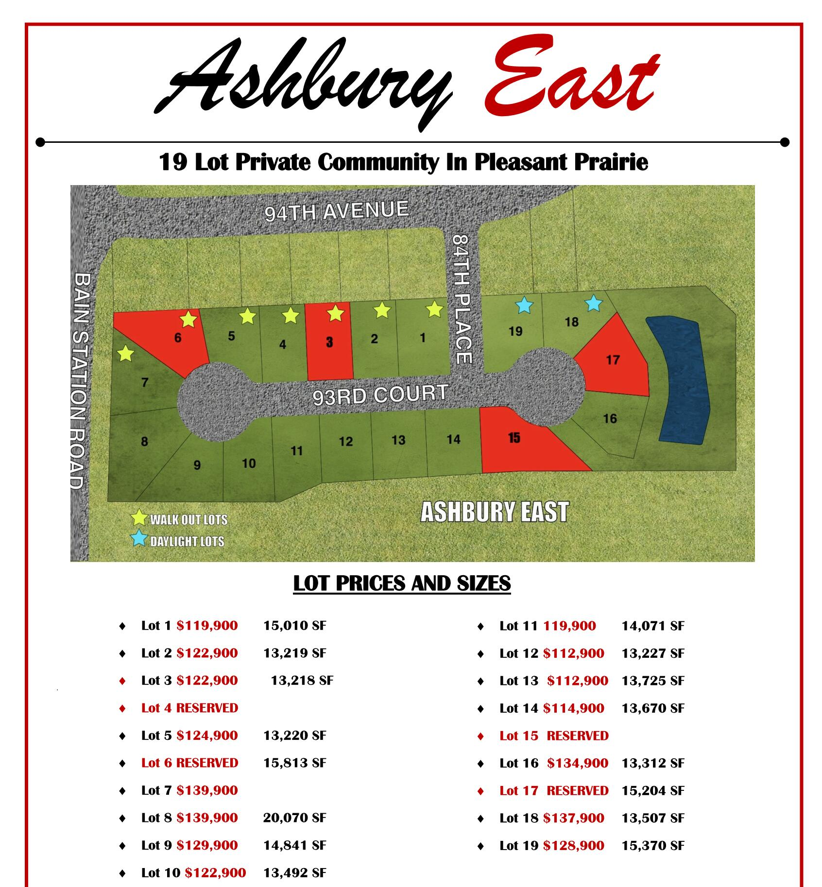 Lt4 Ashbury East, Pleasant Prairie WI 53158