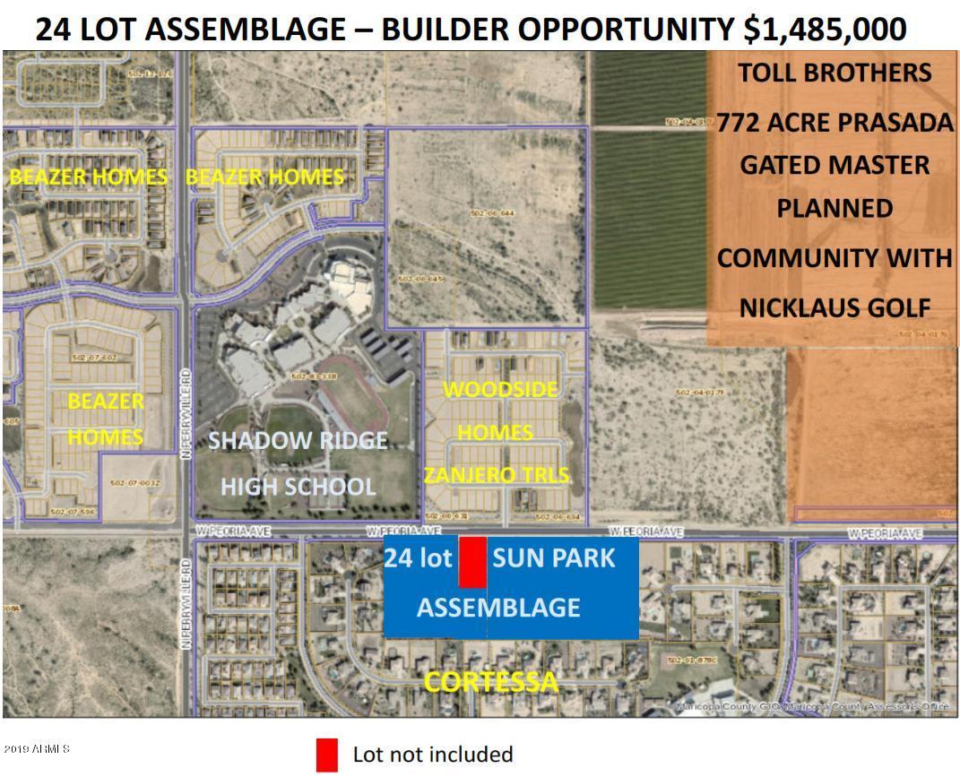 18357 W Peoria Avenue, Waddell AZ 85355