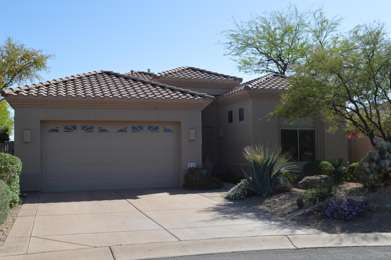 9255 E Broken Arrow Drive, Scottsdale AZ 85262