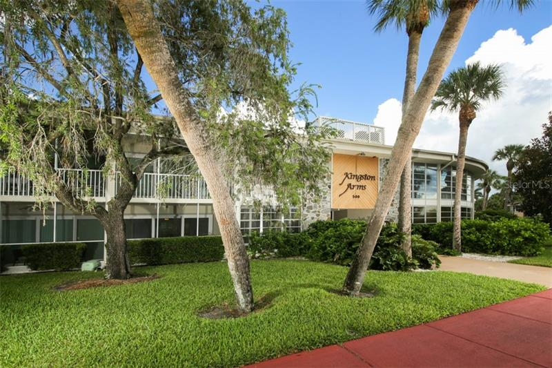 500 S Washington Drive #5a, Sarasota FL 34236