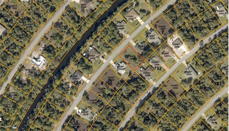 Lot 24 Kennett Street, North Port FL 34288