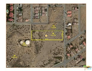 0 Miracle Hill, Desert Hot Springs CA 92240