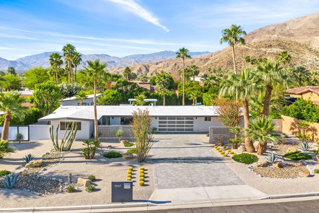 72187 Desert Drive, Rancho Mirage CA 92270