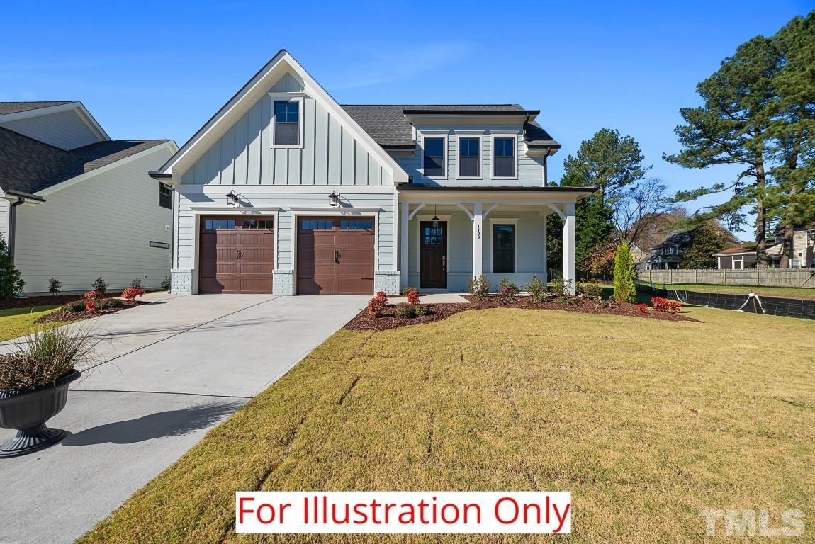 6501 Ravensby Court Raleigh