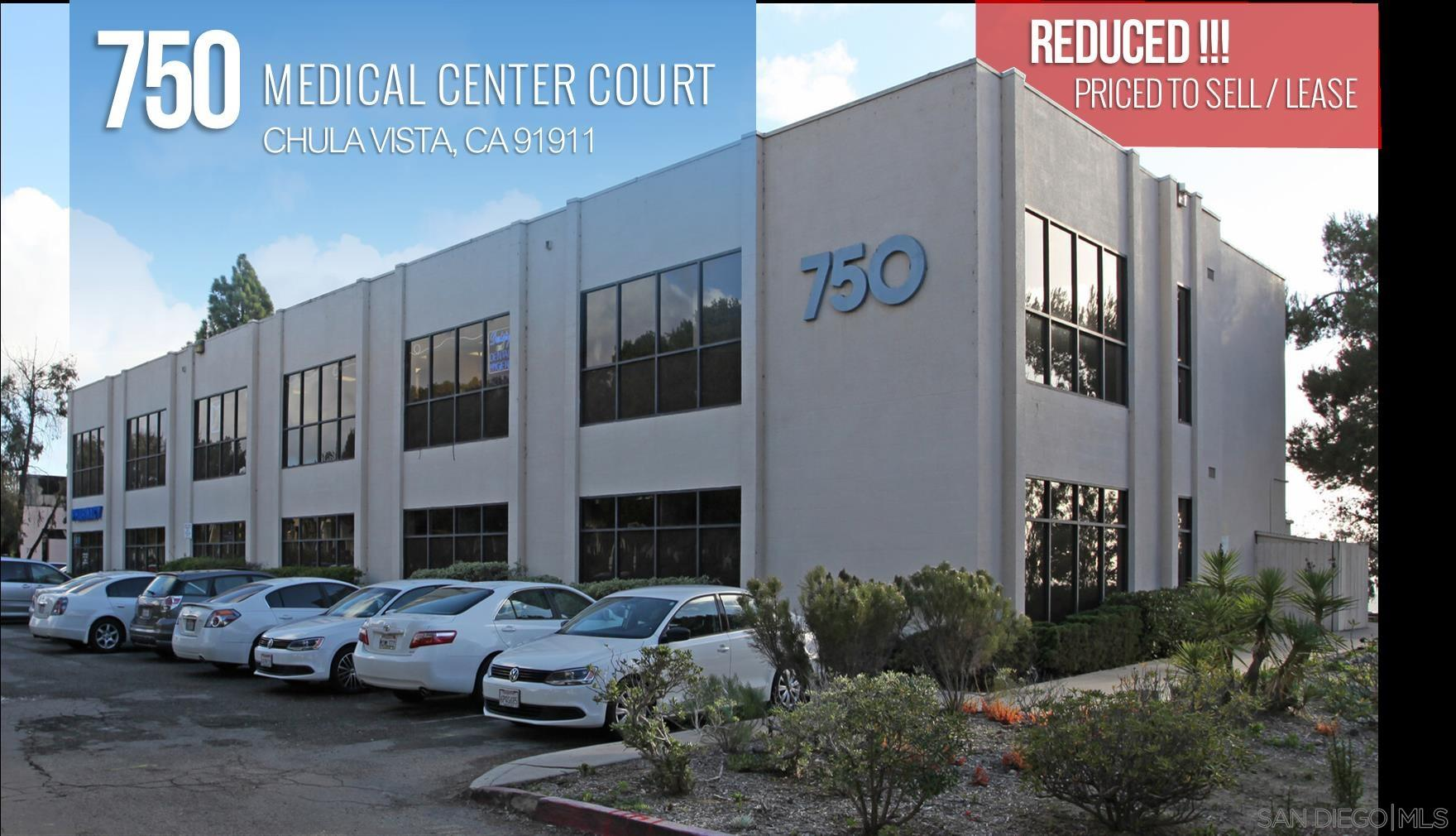 750 Medical Center Court, Suite 4, Chula Vista CA 91911