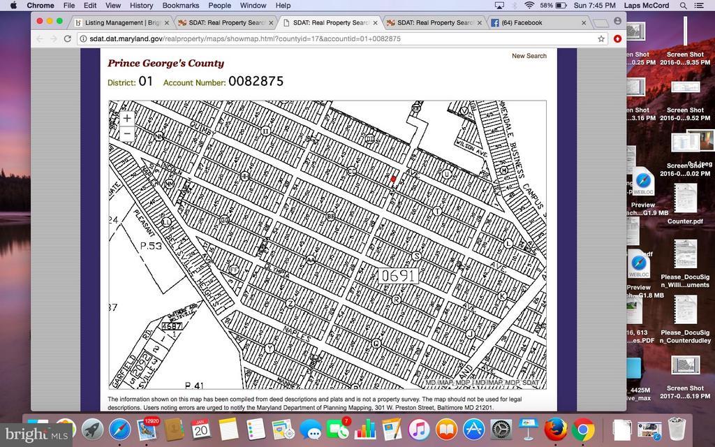Lots 28,29 Rinard Avenue, Beltsville MD 20705
