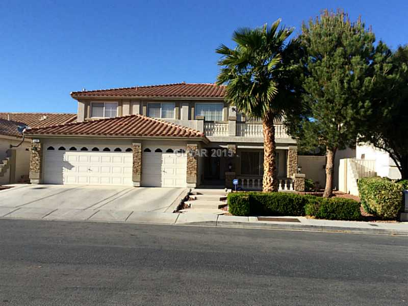 534 Campus Oaks Court, Las Vegas NV 89183