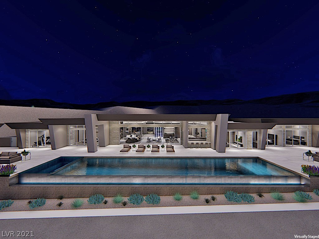 674 Dragon Point Drive, Henderson NV 89012