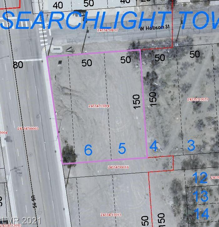 US Highway 95 Searchlight