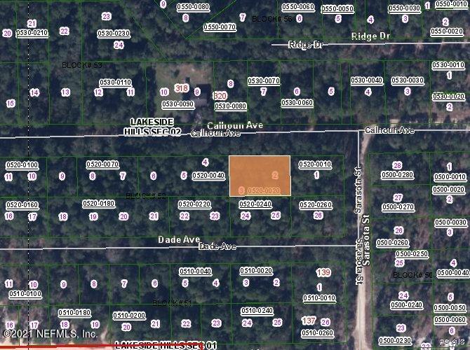 323 Calhoun Ave, Florahome FL 32140