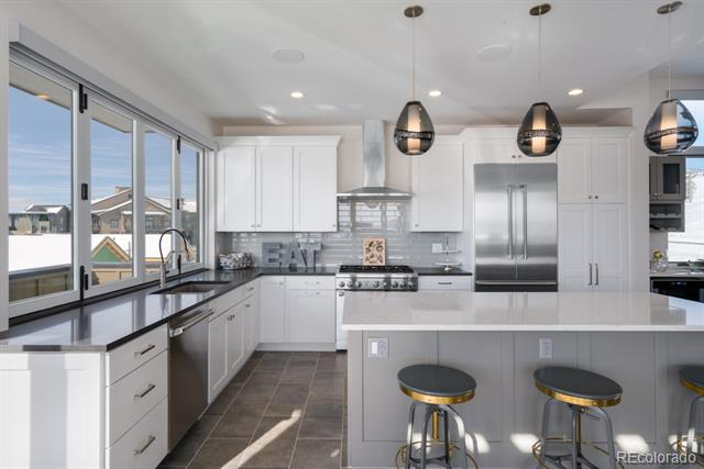Popular Flat Tops at Wildhorse Meadow Real Estate
