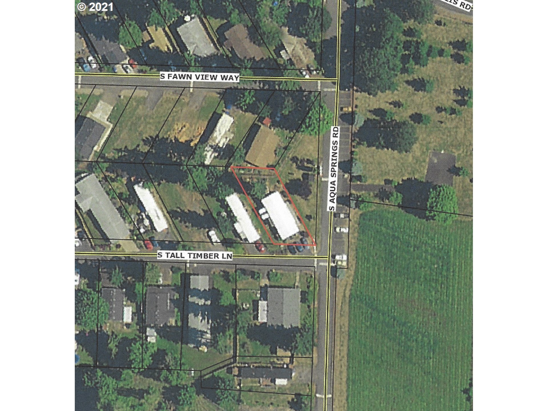 15687 S Tall Timber Ln, Molalla OR 97038