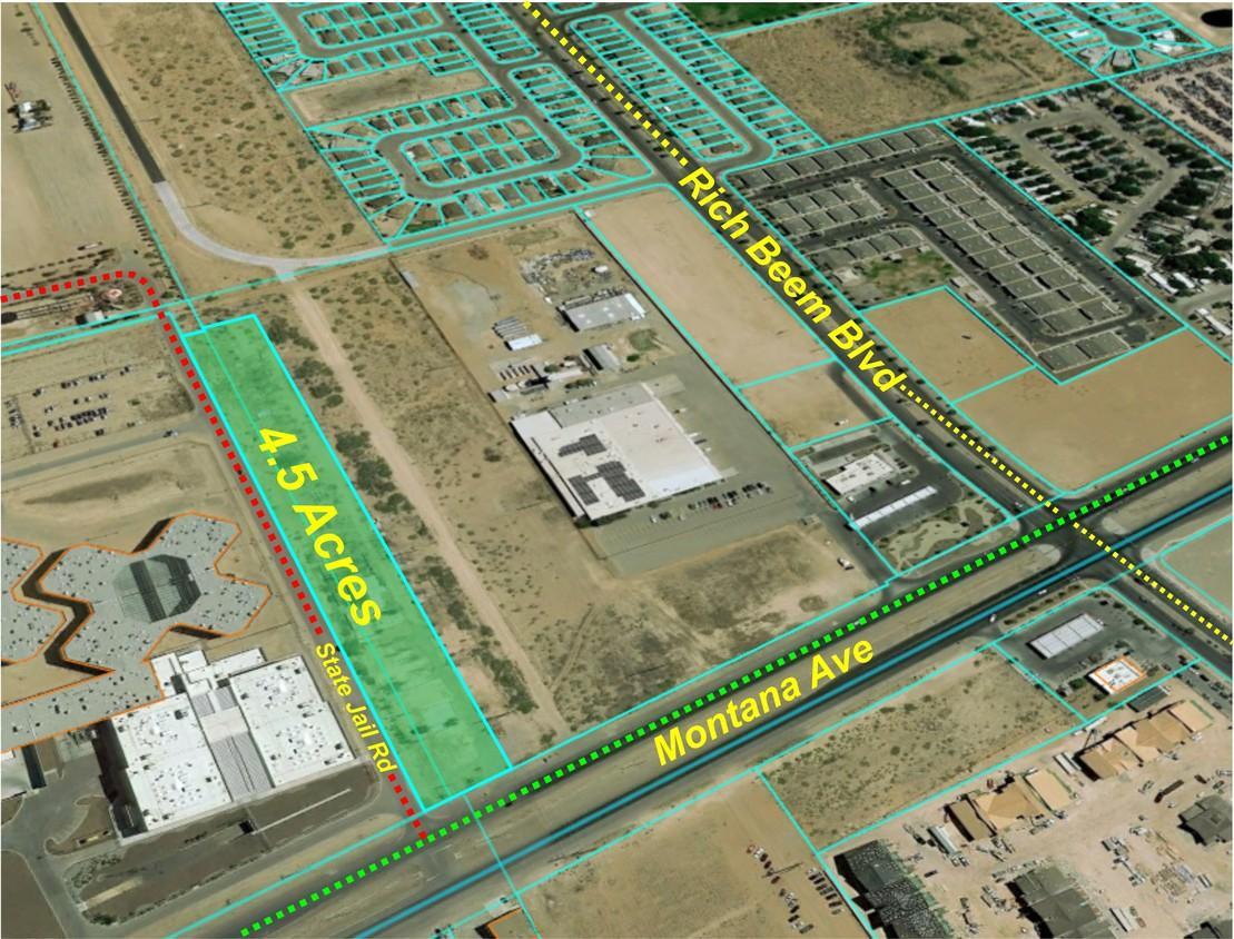 12525 Montana Avenue, El Paso TX 79938
