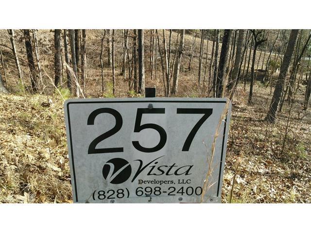 Lot 257 Bills Mountain Trail, Lake Lure NC 28746