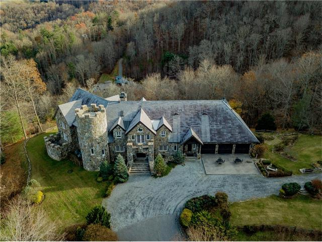 Expensive Tuckasegee Real Estate